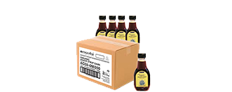 Organic Agave Syrup Dark 250
