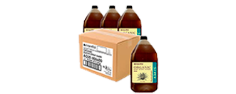Organic Agave Syrup Dark 5.6