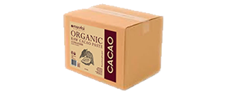 Buy Organic cacao paste 25kg