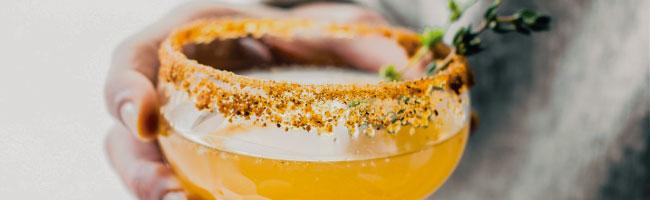 Margarita Agave Nectar Syrup